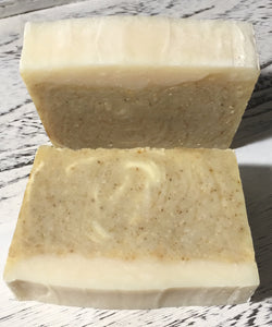 Lemon Chamomile Handcrafted Soap