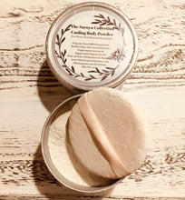 Load image into Gallery viewer, Cooling Peppermint Body Powder - The Saroya Collection