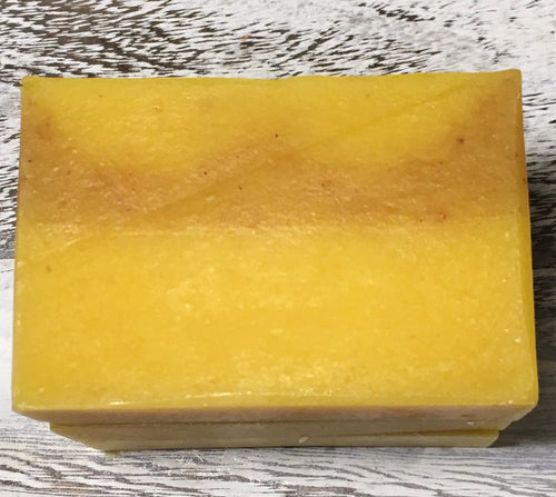 Christmas Orange and Clove Vegan Handcrafted Soap