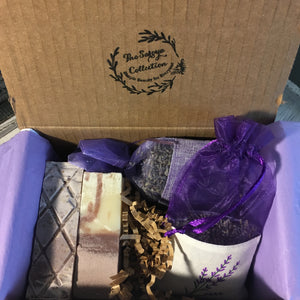 Lavender Dilly Dilly Gift Box - The Saroya Collection