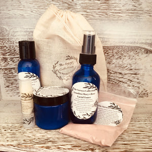 Saroya's Signature Spa Travel  Kit - The Saroya Collection