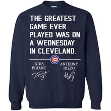 Load image into Gallery viewer, The Greatest Game Ever Played Wednesday In Cleveland