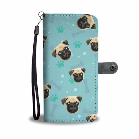 Image of Dog Lovers Personalized Wallet Phone Case | Wallet Case | 2