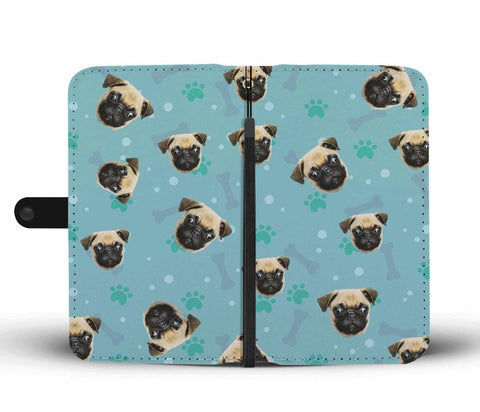Image of Dog Lovers Personalized Wallet Phone Case | Wallet Case | 3