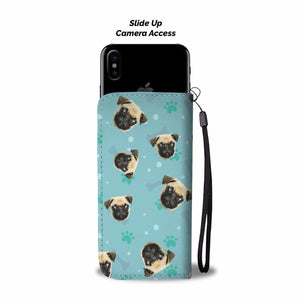 Dog Lovers Personalized Wallet Phone Case | Wallet Case | 4