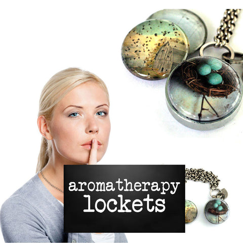 Aromatherapy Lockets