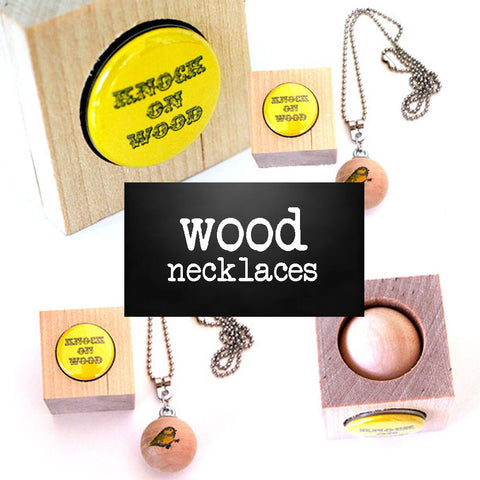 Knock on Wood Jewelry