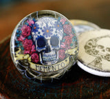 Day of the Dead Magnetic Ring
