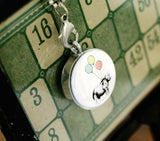 Quirky Birthday Locket Necklace