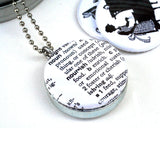 Cooking Locket Necklace