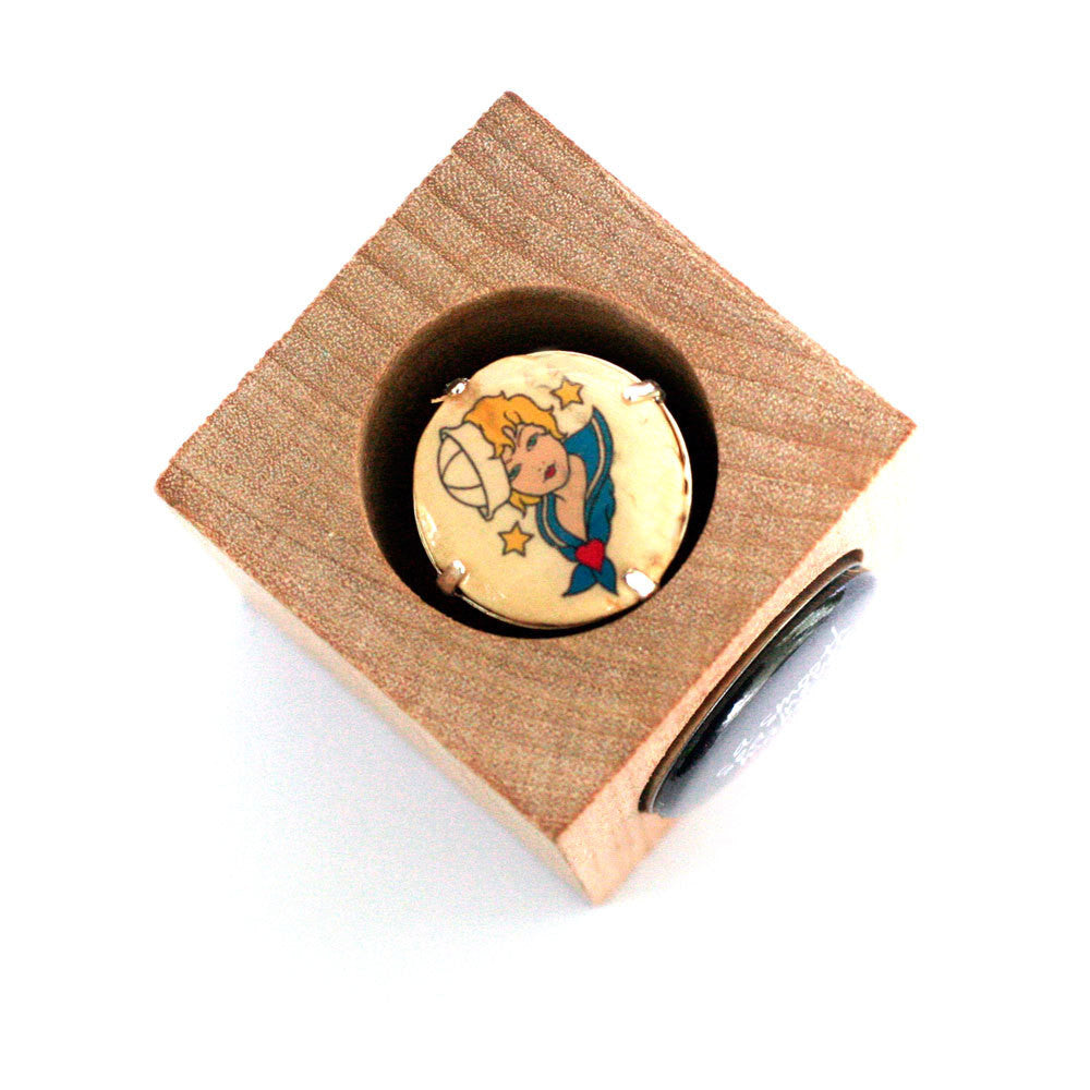 SAILOR GIRL Ring - Tattoo Ring