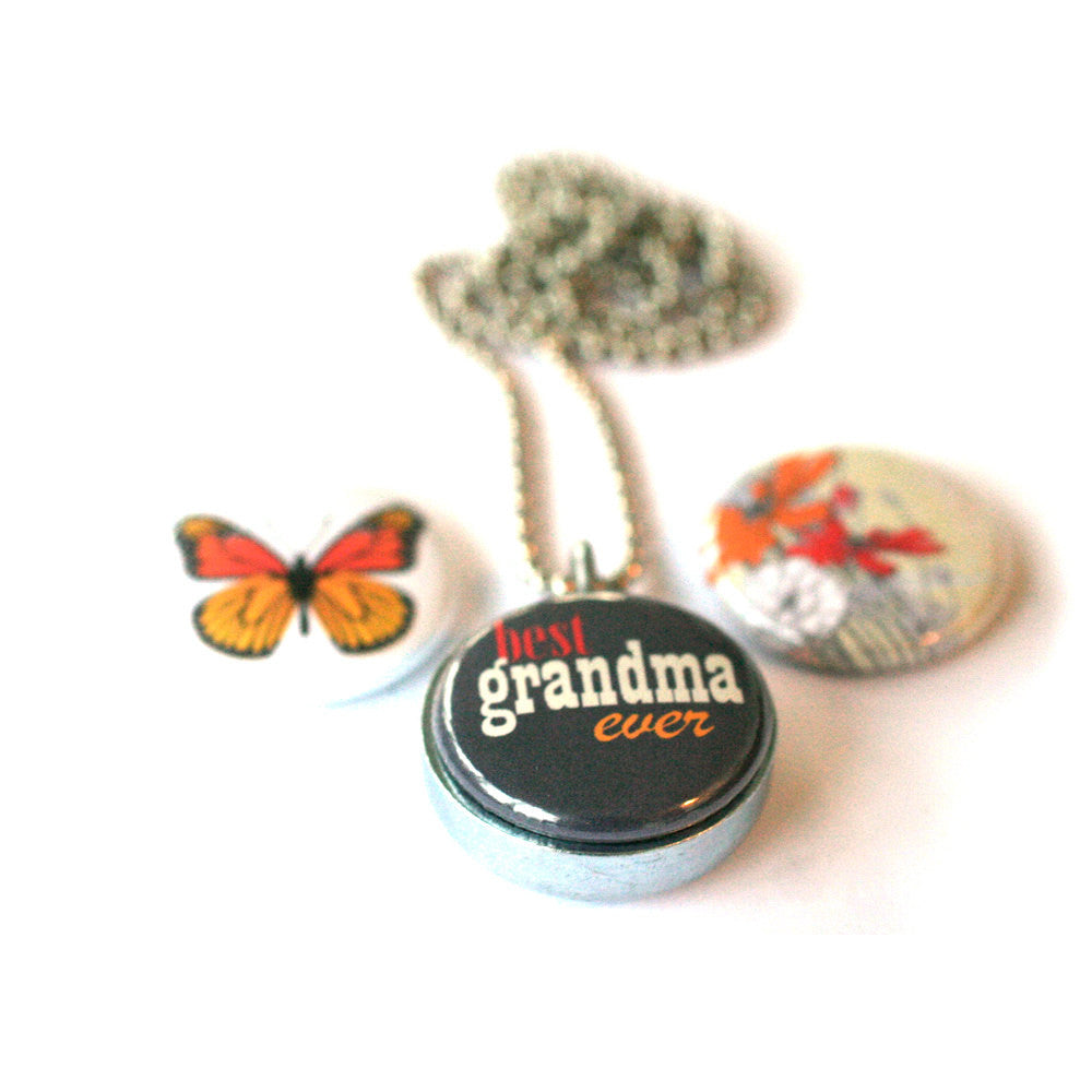 Grandma Necklace Locket