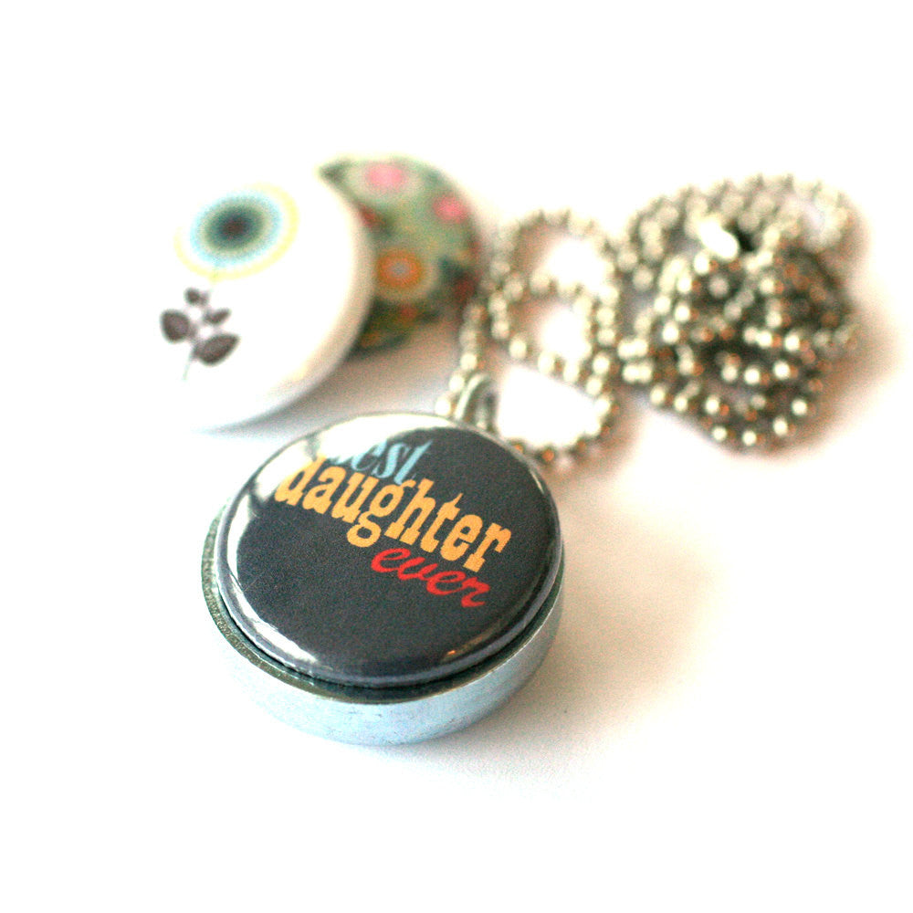 Daughter Locket Necklace
