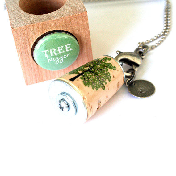 tree hugger cork