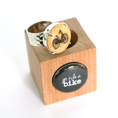 bike cork ring