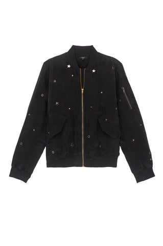 Ace - Black Studded