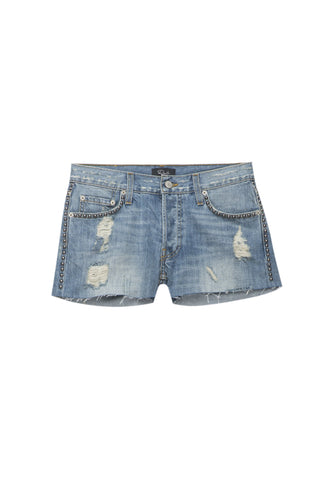 Austin shorts with studs
