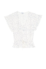 BRETTON - IVORY SPECKLED DOT