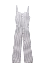 Brooklyn Caldas Stripe jumpsuit