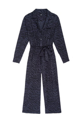CALLAN - CHARCOAL TIGER STRIPE