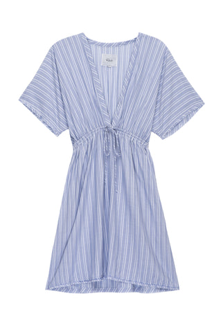 Capri - Powder Blue Stripe