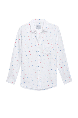 Charli Watercolor Stars Shirt