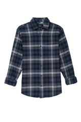 Forrest Navy Slate Bone shirt 3