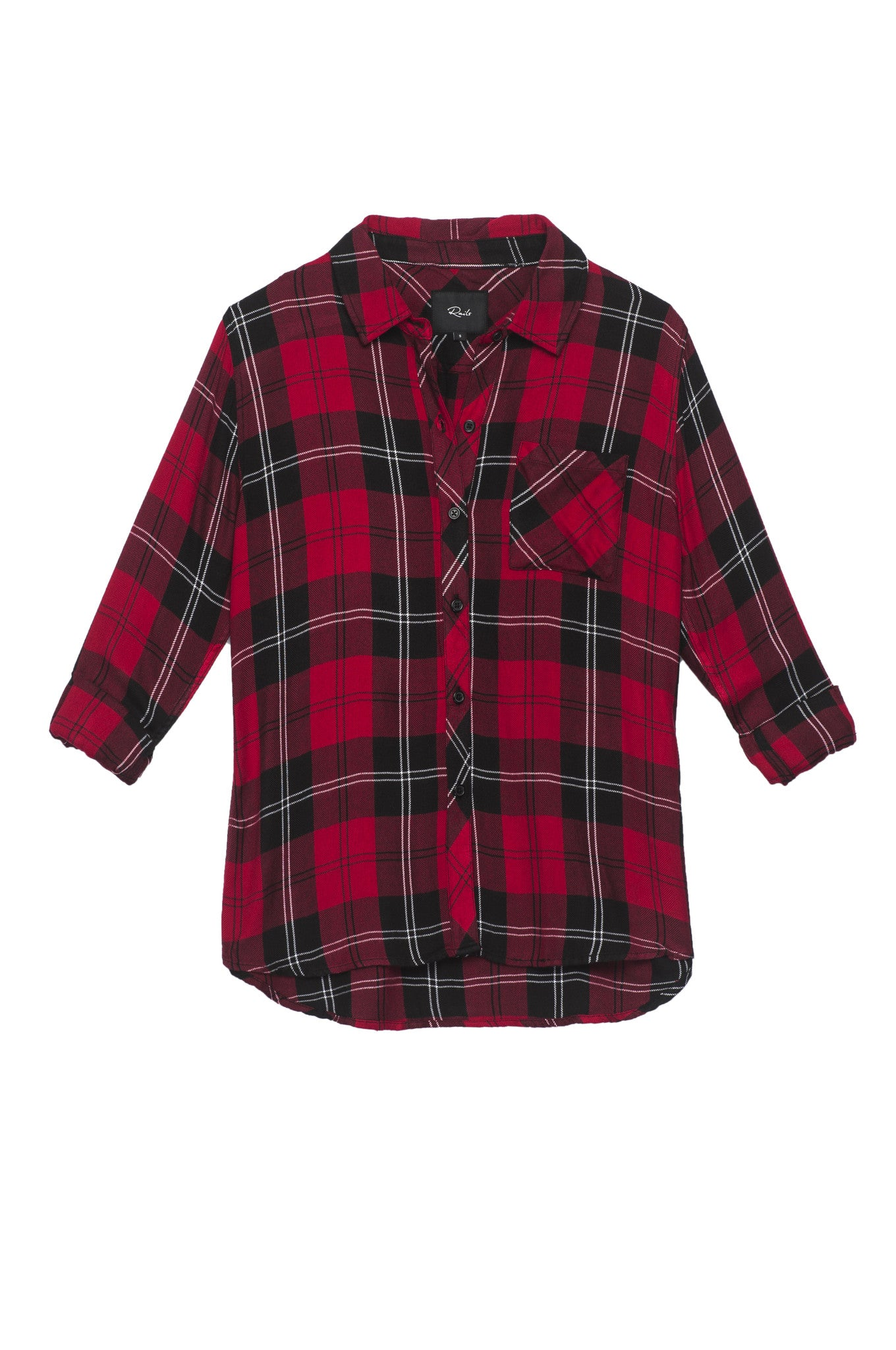 Hunter - Red Tartan