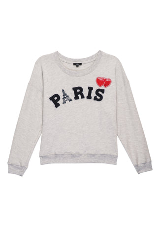 LR Mimi - Heather Grey Paris