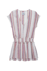 lucca havana stripe dress, laborday18dress,