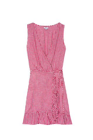 Madison - Red Mini Gingham