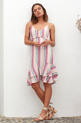 Martina Avila Stripe Dress 1