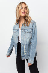 KNOX - MEDIUM VINTAGE WASH