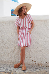 Wren Seville Stripe Dress 1