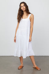 Amaya White, Women's Sleeveless Dress