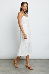 Astrid Stone, Women's Sleeveless Midi dress