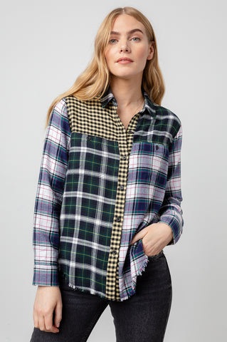 BRANDO - MIXED BROOKLYN PLAID