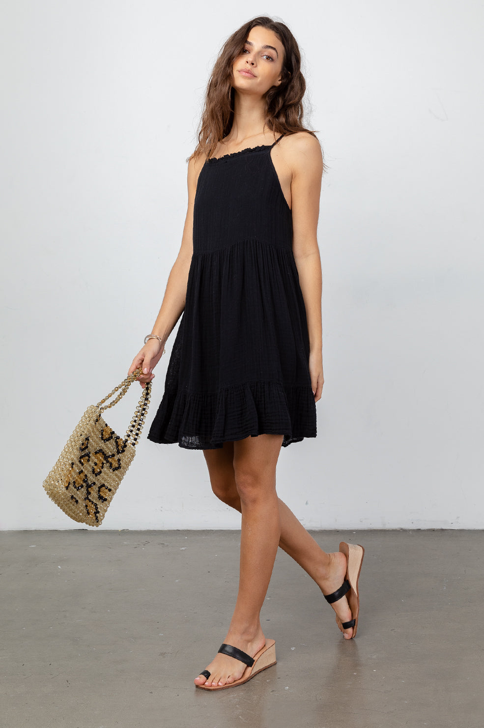 Candace Black. Women's Sleeveless Dress