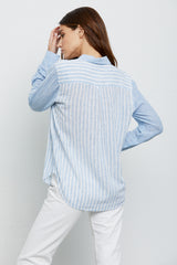 CHARLI - MIXED MARINA STRIPE