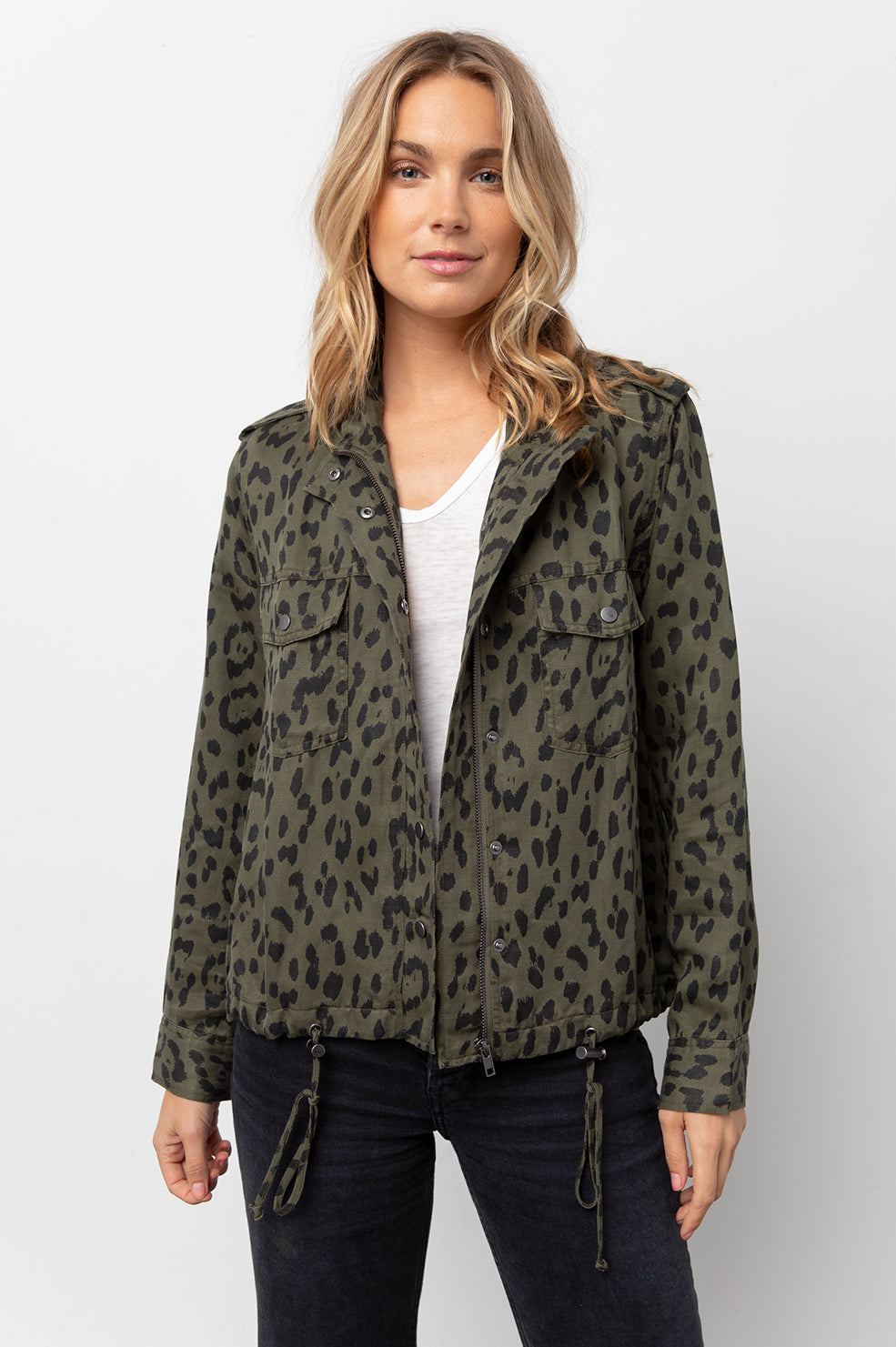 COLLINS - GREEN LEOPARD
