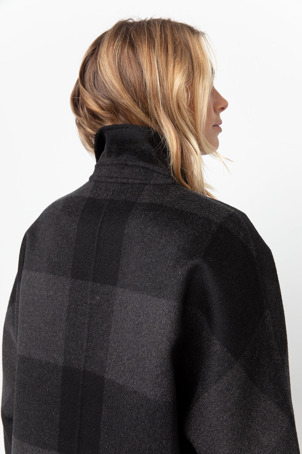 LARSEN - BLACK ASH BUFFALO CHECK