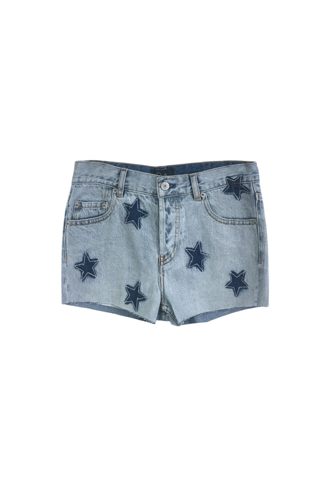 Logan - Medium Wash Stars