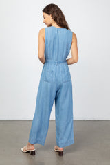 Luke Medium Vintage, Women's Sleeveless Jumpsuit