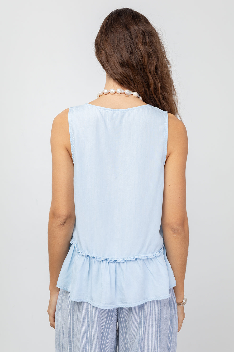 Mira Light Vintage, Women's Sleeveless Top