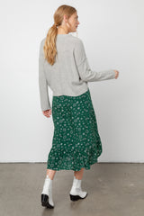 neptune forest bandana skirt back