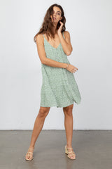 Nicolette Willow Blossom, Women's Tank Dress