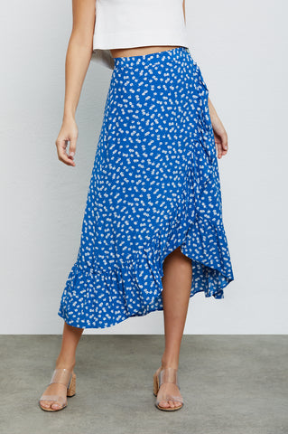 Nova Cobalt Floating Daisies, Women