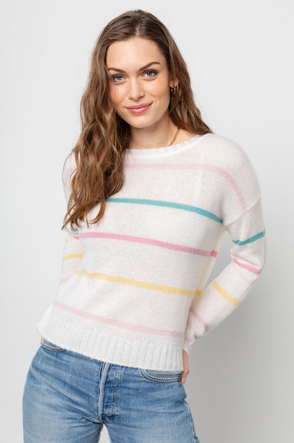 PERCI - SORBET STRIPE
