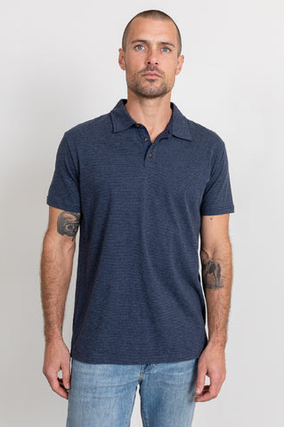 SEBASTIAN - NAVY BLUE STRIPE