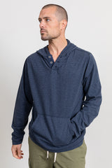 WESTON - NAVY BLUE STRIPE